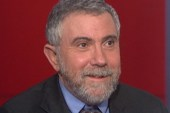 Paul Krugman talks with Rachel Maddow