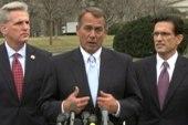 Book: Boehner struggles with GOP freshmen