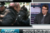 """Occupy"" movement subject of new documentary"