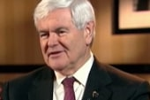 Newt Gingrich ends book tour