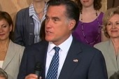 Romney on the hunt for women's votes in...