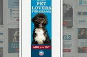 'Bark for Barack' – Obama campaign uses...