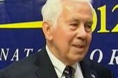 Sen. Richard Lugar defeated in GOP primary