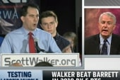 Wisconsin gubernatorial candidate ready...