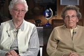 Lesbian couple waiting more than 45 years...