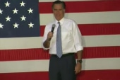 Romney trips all over himself on gay marriage
