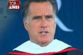 Top Lines: SNL, JP Morgan, and Mitt's...