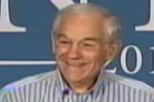 GOP finds Ron Paul a tough pill to swallow