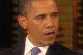 Obama: Economy will determine election...