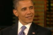 Pres. Obama's likability on display on ...