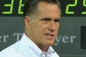 Dueling speeches: Biden's fire vs. Romney...
