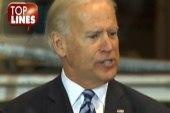 Top Lines: Biden, Cain, Romney … c'mon, man!