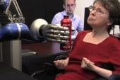 Robots respond to brain control