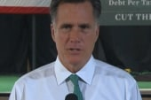 Romney upset by criticism of his record,...