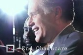Romney releases first general election ad