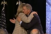 From impeachment to hugs