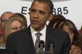 Obama gives commencement address in Joplin