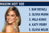 Maxim releases Hot 100 list