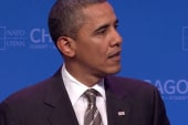 "Obama declares failure of ""nation building..."