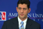 The problem with Paul Ryan's 'faith-based...