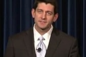 Ryan's budget vs. Obama's spending