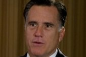Romney hedging on Bain questions