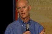 Florida Governor purges voters from voting...