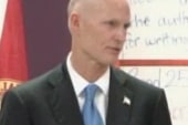 Florida governor pushes dubious voter...