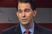 Walker outspending opponent in Wisconsin...