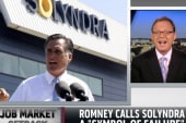 Romney jumps on bad jobs report
