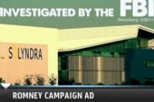 Romney tries to ride Solyndra wave for...