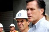 Will Obama's popularity trump Romney's...