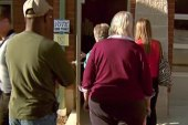 Voter turnout in Wisconsin recall election...
