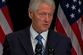 Bill Clinton: Obama surrogate
