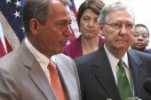 GOP beating the drum to extend Bush tax cuts