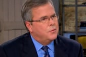 Jeb's regret, George's flop and a TV fight