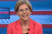 Warren: 'It's called equal pay for equal...