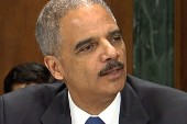 Holder questioned about leaks