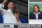 Feds, Florida headed to court over voter...