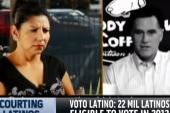 Courting Latino voters