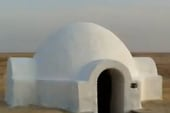 Skywalker's childhood home restored, just...