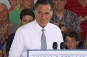 Romney dumps details, ducks challenges