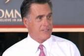 Romney speech fails fact-check test