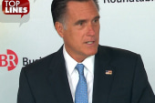 Top Lines: Romney, Michelle Malkin, and ...