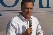 Romney bus tour ends, outreach to minority...