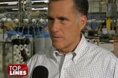 Top Lines: Tucker Carlson, Mitt Romney,...