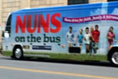 Nuns on the Bus visit Rep. Ryan's office