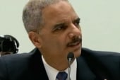 Attacking Holder drives us to distraction