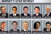 Romney's big donors gather for retreat