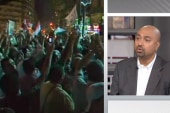 Tensions high in Egypt as election results...